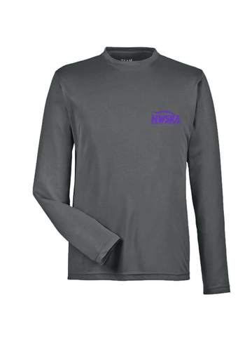 NWSRA FULL TIME STAFF Men's Zone Performance Long-Sleeve T-Shirt