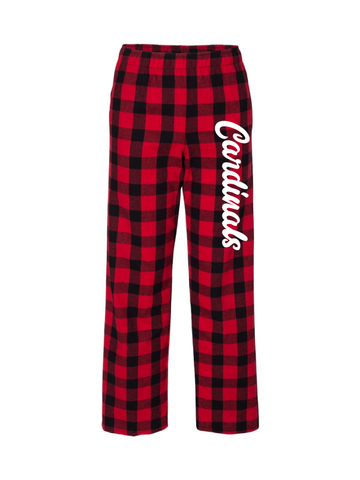 ST ANNE WINTER FLANNEL PANT  ADULT AND YOUTH