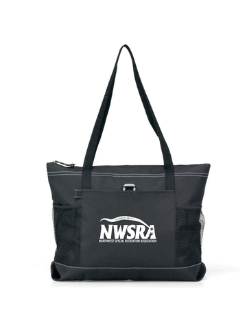 NWSRA FULL TIME STAFF  Select Zippered Tote