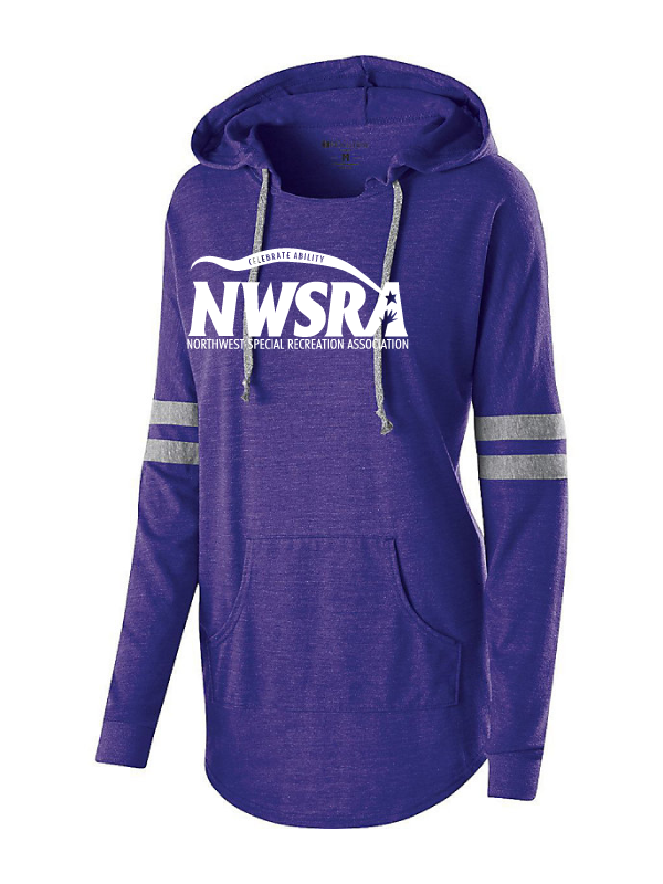 NWSRA Part Time Staff Ladies Hooded Low Key Pullover