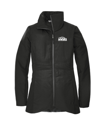 NWSRA FULL TIME STAFF LADIES Collective Insulated Jacket  (EMBROIDERY)