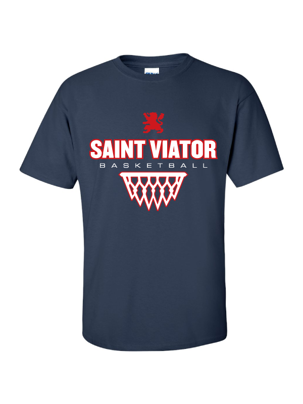 SAINT VIATOR BASKETBALL YOUTH Ultra Cotton Tee