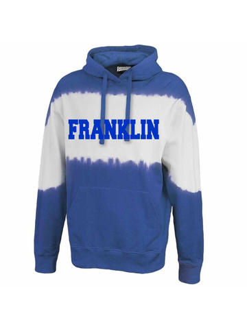 FRANKLIN STAFF  Skyline Tie Dye Hoodie  (ADULT/UNISEX)