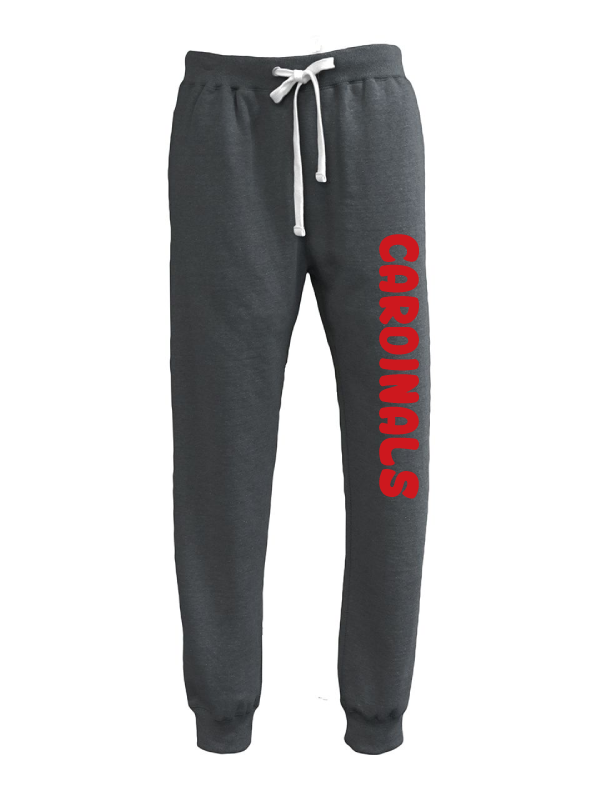 ST ANNE SCHOOL SPIRIT WEAR ADULT THROWBACK JOGGER