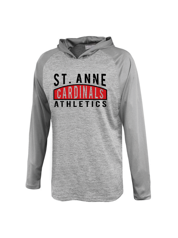 ST ANNE ATHLETICS YOUTH STRATOS LIGHTWEIGHT HOODIE