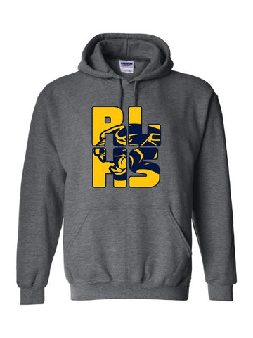 RLHS STAFF Heavy Blend™ Hooded Sweatshirt-  UNISEX