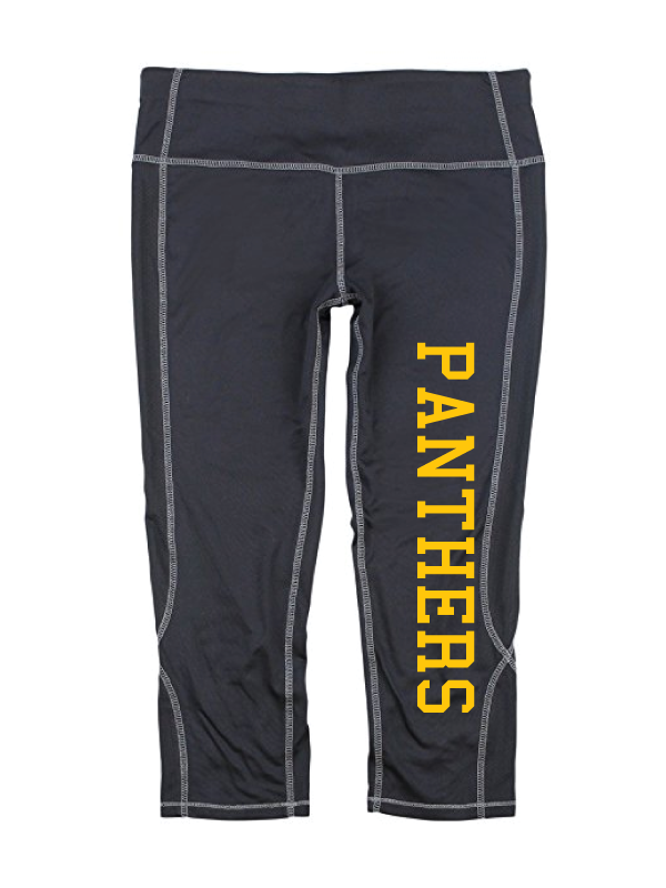 Round Lake HS Spirit Wear LADIES Core Capri