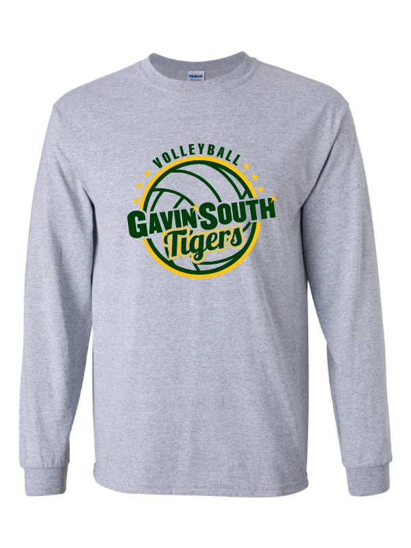 Gavin South Volleyball Long Sleeve T-Shirt