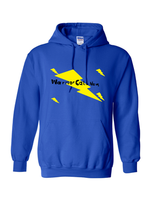 Warrior Call News Hooded Sweatshirt