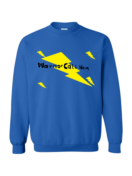 Warrior Call News Sweatshirt