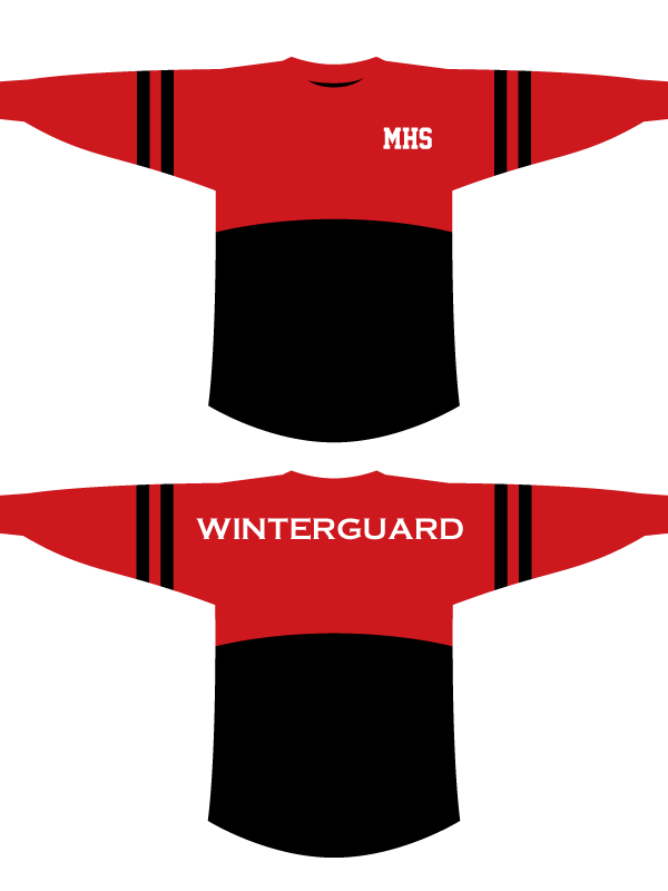 MHS Winterguard Spirit Shirt