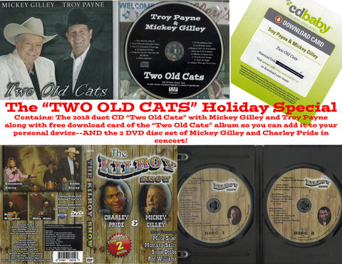 2 Old Cats Holiday Special