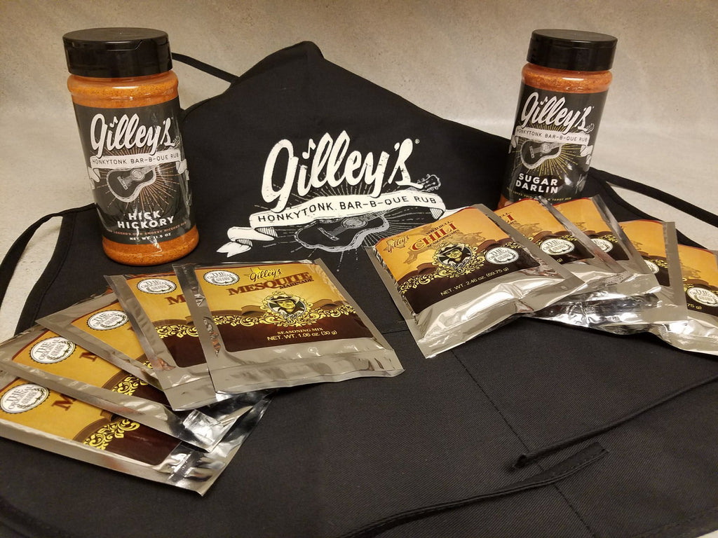 Gilley's Food Bundle