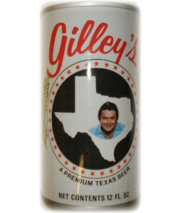 Gilley's Beer Can