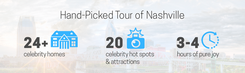 nashville celebrity homes tour