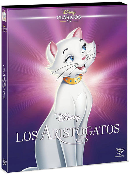 Los Aristogatos DVD