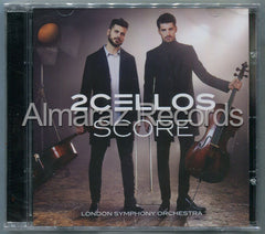 2Cellos Score CD