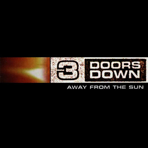 3 Doors Down Away From The Sun CD - Almaraz Records | Tienda de Discos y Películas