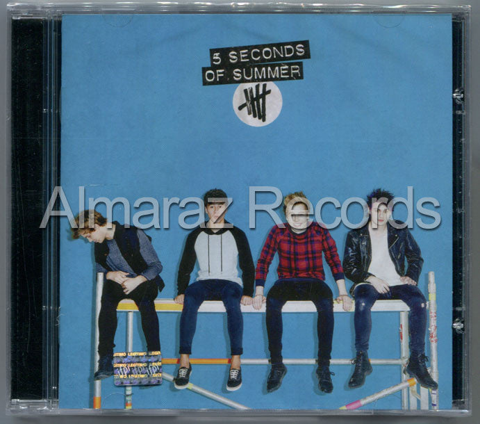 5 Seconds Of Summer 5 Seconds Of Summer Deluxe CD - Almaraz Records | Tienda de Discos y Películas  - 1