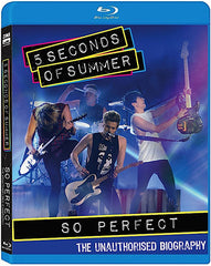 5 Seconds Of Summer So Perfect Blu-Ray - Almaraz Records | Tienda de Discos y Películas