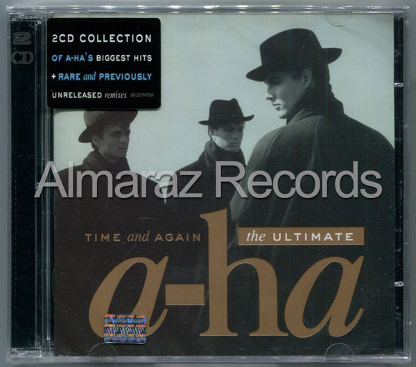 a-ha Time & Again Ultimate a-ha 2CD - Almaraz Records | Tienda de Discos y Películas  - 1