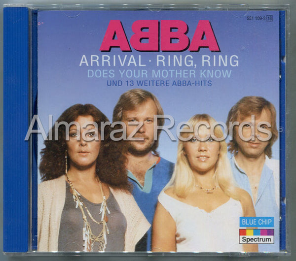 ABBA Arrival Ring Ring CD (Usado)