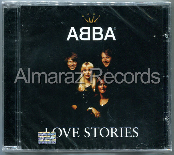 ABBA Love Stories CD - Almaraz Records | Tienda de Discos y Películas  - 1