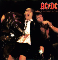 AC/DC If You Want Blood You've Got It Vinyl LP - Almaraz Records | Tienda de Discos y Películas  - 1