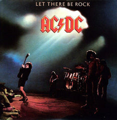 AC/DC Let There Be Rock Limited Edition Vinyl LP - Almaraz Records | Tienda de Discos y Películas  - 1
