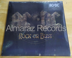 AC/DC Rock Or Bust Vinyl LP