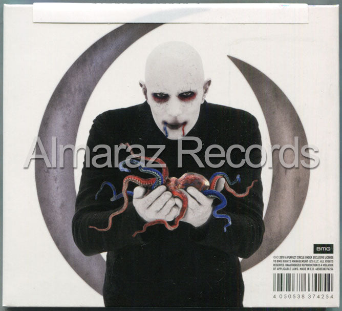 A Perfect Circle Eat The Elephant CD