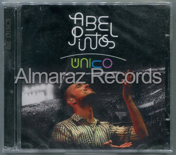 Abel Pintos Unico CD+DVD