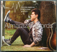 Abraham Mateo Who I Am Edicion Especial CD+DVD