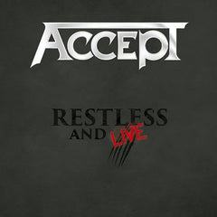 Accept Blind Rage Live In Europe 2015 2CD+DVD