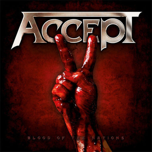 Accept Blood Of Nations CD - Almaraz Records | Tienda de Discos y Películas