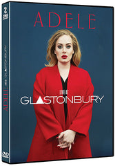 Adele Live At Glastonbury DVD