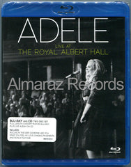 Adele Live At The Royal Albert Hall Blu-Ray+CD [Import] - Almaraz Records | Tienda de Discos y Películas  - 1