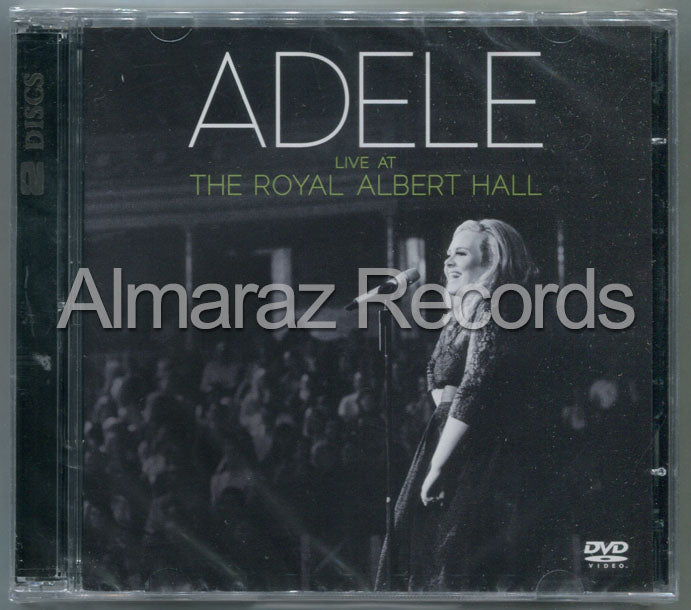 Adele Live At The Royal Albert Hall CD+DVD