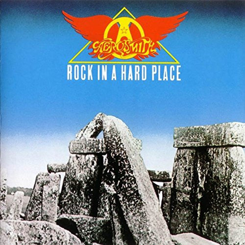 Aerosmith Rock In A Hard Place Vinyl LP - Almaraz Records | Tienda de Discos y Películas
