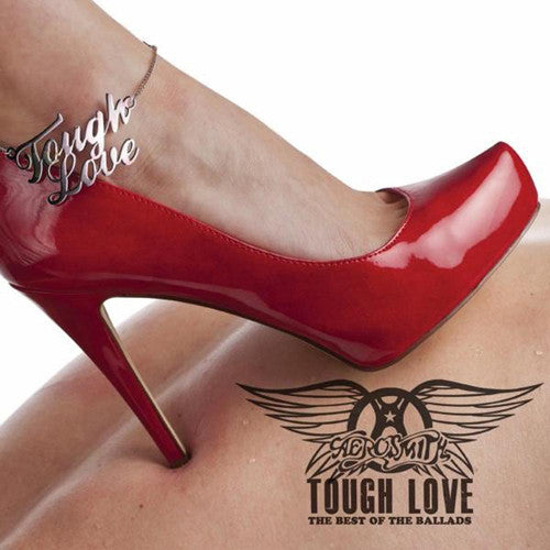 Aerosmith Tough Love Best Of The Ballads CD - Almaraz Records | Tienda de Discos y Películas