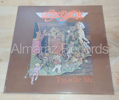Aerosmith Toys In The Attic Vinyl LP