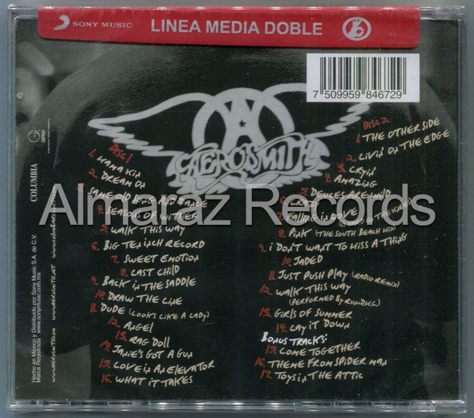 Aerosmith Yeah! Ultimate Aerosmith Hits 2CD