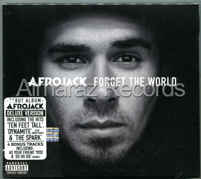 Afrojack Forget The World Deluxe CD - Almaraz Records | Tienda de Discos y Películas  - 1