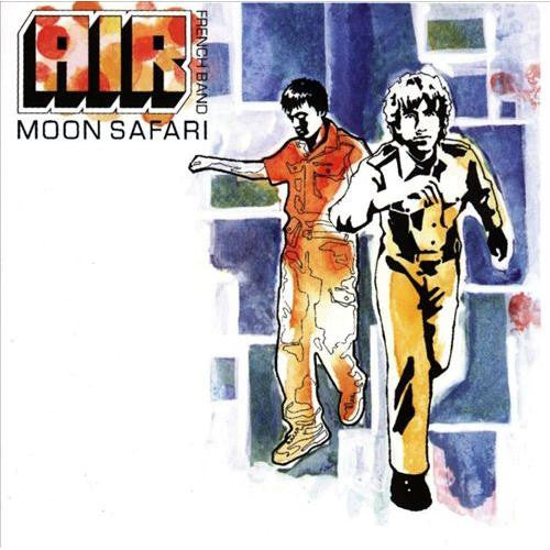 Air Moon Safari CD - Almaraz Records | Tienda de Discos y Películas
