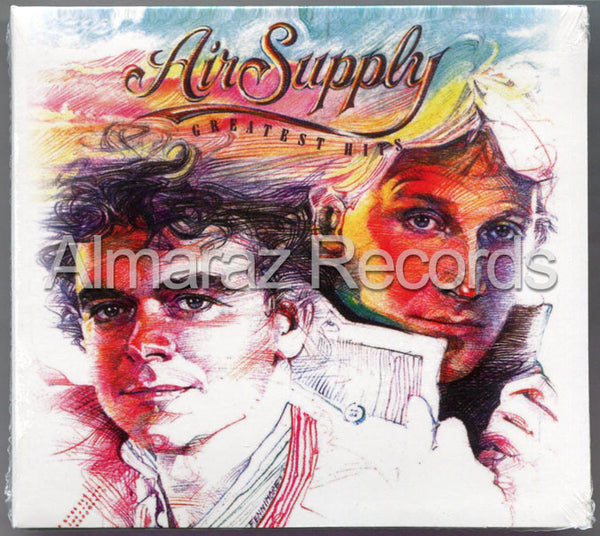 Air Supply Greatest Hits Air Supply CD