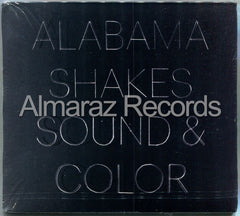Alabama Shakes Sound & Color CD