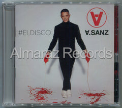 Alejandro Sanz #ElDisco CD