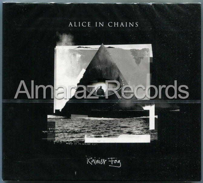 Alice In Chains Rainier Fog CD