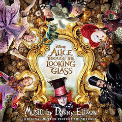 Alice Through The Looking Glass CD - Almaraz Records | Tienda de Discos y Películas