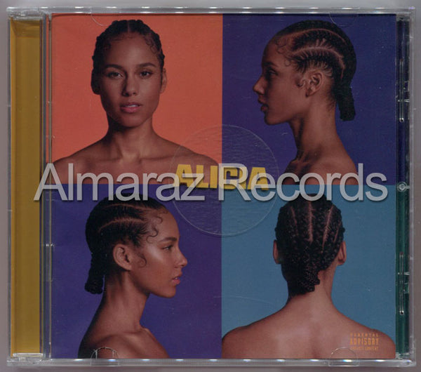 Alicia Keys Alicia CD